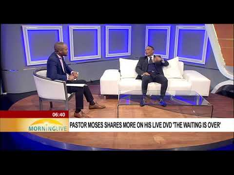 Neyi Zimu on his musical career, live dvd 'The Waiting is Over'