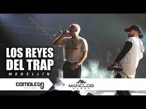Los Reyes del Trap | Arcangel y Bad Bunny en Medellín