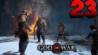 God of War. Прохождение. Часть 23 (А кто это у нас тут)