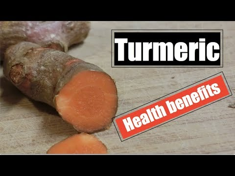 12 Health Benefits of Turmeric - Herbal Medicine