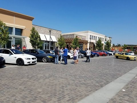 NorCal BMW M Meet at Philz Coffee In Cupertino - 7/31/2016