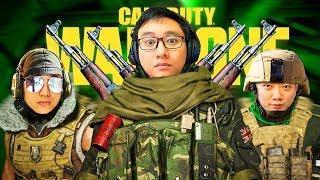 Call of Duty Warzone - THÔI PUBG TOANG RỒI !!! Game Battle Royale phải thế này chứ =)))