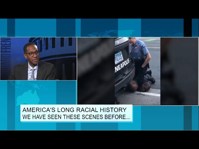 Mayo Bartlett, Esq. on America's Long Racial History - We've Seen These Scenes Before  (Part 1 of 2)