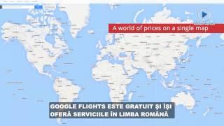 Google Flights. Cum să cauţi bilete ieftine de avion