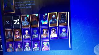 Selling Fortnite account $20 twitch prime skins just cost $2 bucks