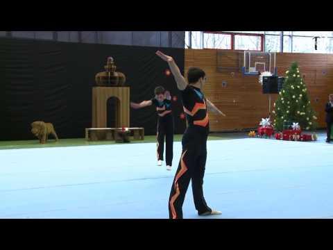 Belous, Michalk - DJK Kersbach - Mens Pair - Dynamic Seniors  - Zwingerpokal 2013