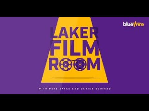Laker Film Room Podcast - Ep. 19: Paul George & Blake Griffin