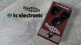 TC Electronic - RUSTY FUZZ