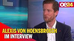 Fellner! LIVE: Alexis von Hoensbroech im Interview