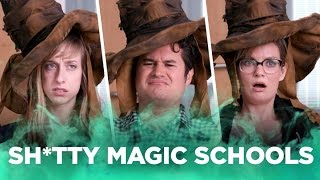 Magic Schools Sh*ttier Than Hogwarts