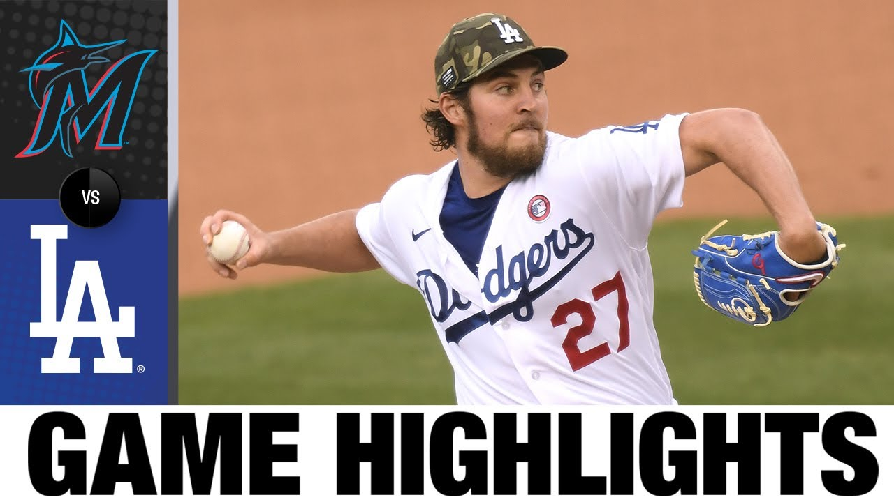 Download Marlins vs. Dodgers Game Highlights (5/15/21) | MLB Highlights