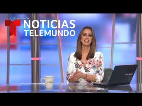 Las Noticias de la mañana, lunes 12 de agosto de 2019 | Noticias Telemundo