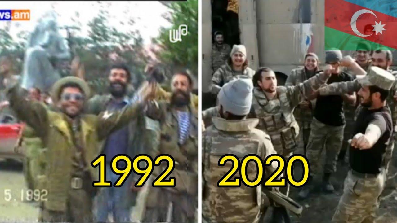 Tarixin təkrarlanması yaxud qisas 1992-2020 🇦🇿 (Külüm yox)