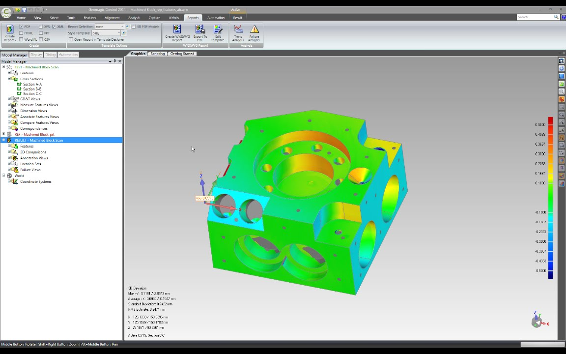 New Features for 3D Systems Improved Geomagic Design X