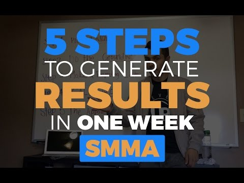 How to Get Clients (5 Steps) Social Media Marketing