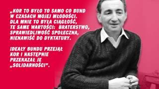 Marek Edelman - Człowiek 25 lecia wolności // Plebiscyt Gazety Wyborczej Łódź