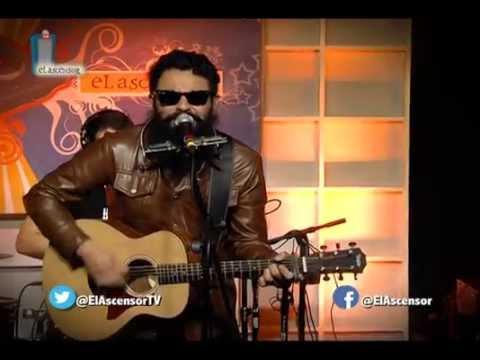 Miguel Balboa presenta Un dia mas en El Ascensor
