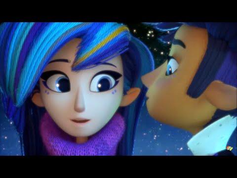 Видео: Теремок песенки - Фееринки - Эклер (Песня из 7 серии) - Про фей для девочек