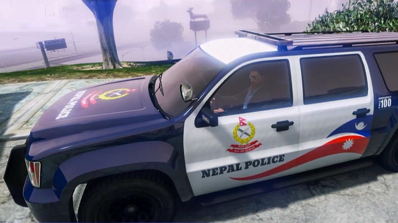 नेपाल प्रहरीको नया जिप गाडी Nepal Police ...