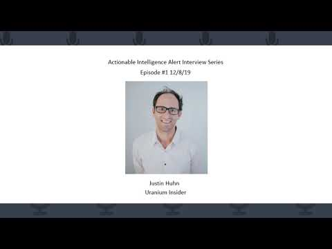 AIA Interview Series Episode 1 12/8/19 Justin Huhn