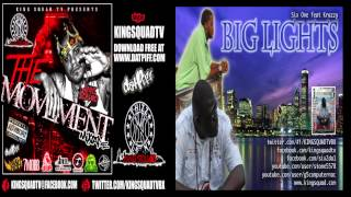 "12) BIG LIGHTS BIG OL CITY FT Six1 and Krazzy ""THE MOVEMENT MIXTAPE"" KINGSQUADTV"