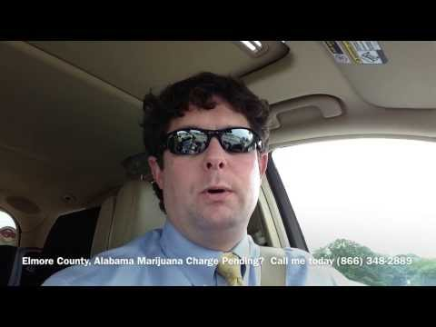 Elmore County, Alabama Marijuana Drug Crime Attorney - Drug Charge Marijuana Lawyer Elmore County