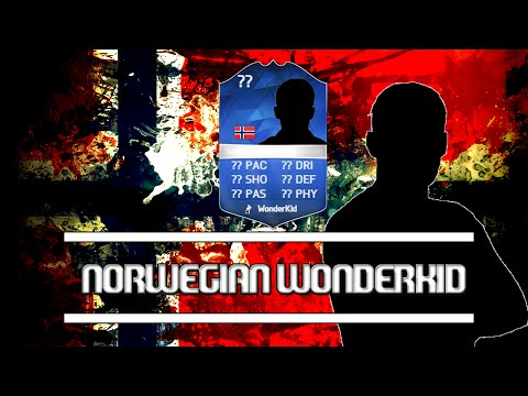 FIFA 16 Ultimate Team - Norwegian Wonderkid Squad Builder