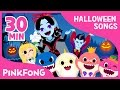 The Best  Of Halloween  + Compilation  PINKFONG  For Children
