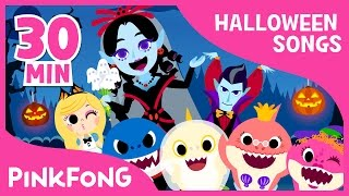 The Best Songs of Halloween Compilation PINKFONG Songs for Children