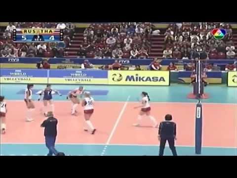 The Best Wilavan Apinyapong. Volleyball Thailand team.