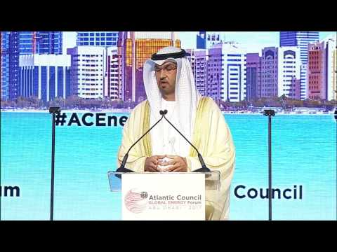 Official Opening of the Atlantic Council Global Energy Forum