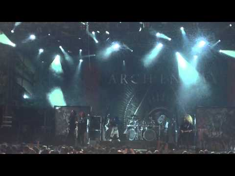 Arch enemy khaos legions yesterday is dead and gone youtube - Arch enemy diva satanica ...