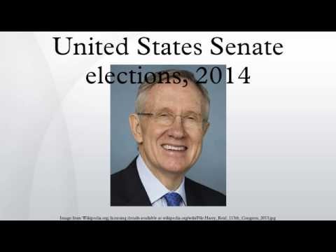 United States Senate elections, 2014