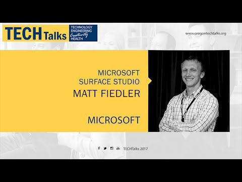 TECH Talks 2017 - Matt Fiedler