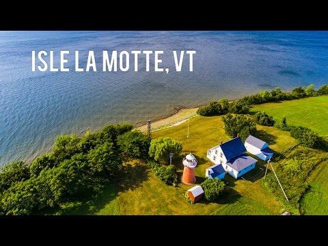 Isle La Motte, Vermont | 4K
