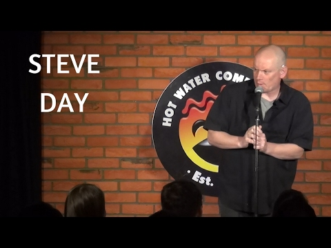 Steve Day | LIVE at Hot Water Comedy Club