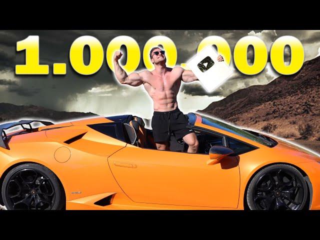 DAS 1 MILLION ABONNENTEN SPECIAL | Sascha Huber