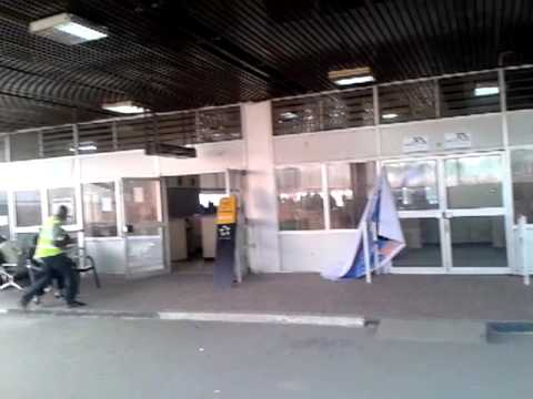 Nigeria, Portharcourt Int Airport   What a sham