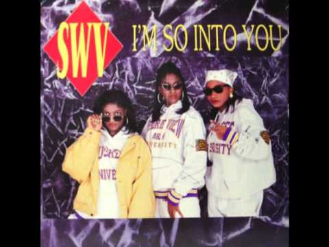 SWV Im So Into You Radio Mix