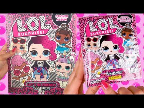 Panini L.O.L Surprise 2 Let/'s be friends Sticker 151