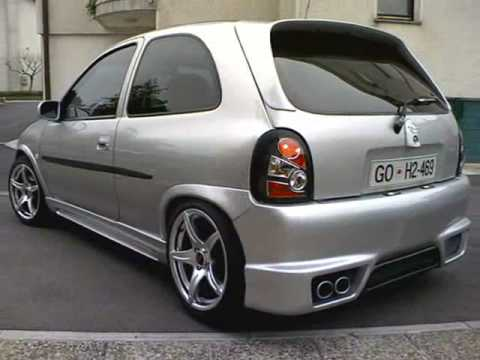 opel corsa b tuned by corsarieger youtube. Black Bedroom Furniture Sets. Home Design Ideas