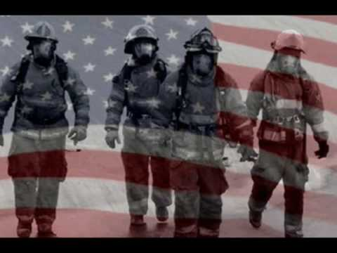 9/11 Firefighters ~ I can only Imagine