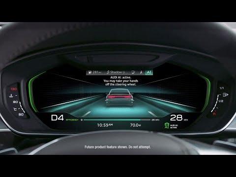 2018 Audi A8 - Spider-Man!!