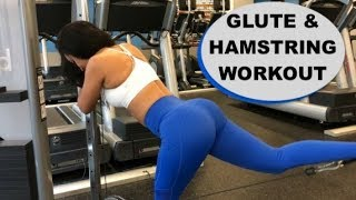 Glute and Hamstring Focused Leg Workout