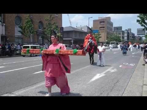 京都葵祭 2016 KYOTO AOI MATURI Festival