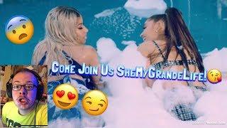 Nicki Minaj & Ariana Grande - Bed (Reaction Video)