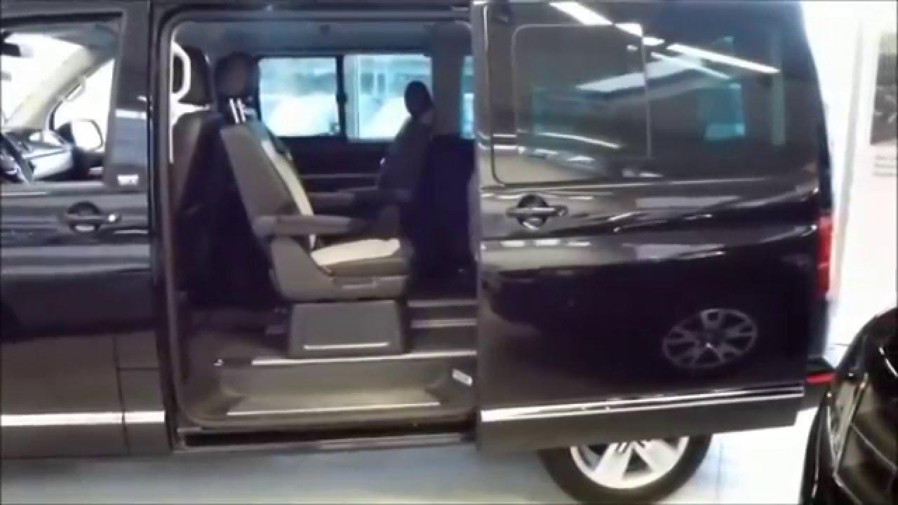 2016 vw t6 multivan 39 39 generation six 39 39 exterior interior. Black Bedroom Furniture Sets. Home Design Ideas