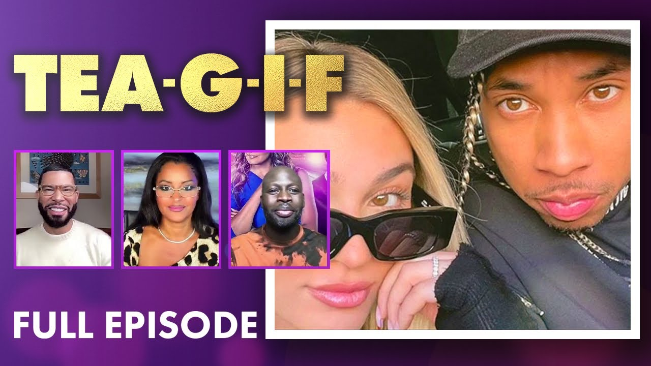 Download Netflix Walkout over Chappelle Special, Tyga Arrested and MORE! | Tea-G-I-F Full Episode