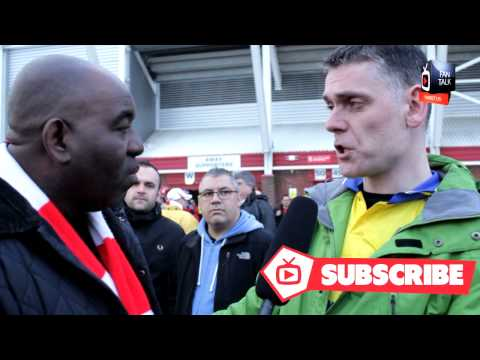 Stoke City 1 Arsenal 0 - Fan Breaks Down After Defeat
