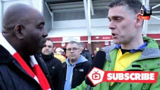 Stoke City 1 Arsenal 0 - Fan Breaks Down After Defeat